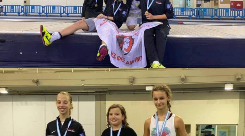 Ξιφασκία – Αποτελέσματα Πανελλήνιο Πρωτάθλημα Παμπαίδων – Παγκορασίδων Ομαδικά στην Σπάθη