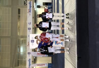 Ξιφασκία – Αποτελέσματα του Πανελληνίου Πρωταθλήματος Γυναικών (ομαδικά)